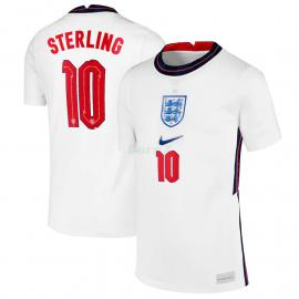 Camiseta STERLING 10 Inglaterra 1ª Equipación 2021