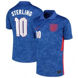 Camiseta STERLING 10 Inglaterra 2ª Equipación 2021