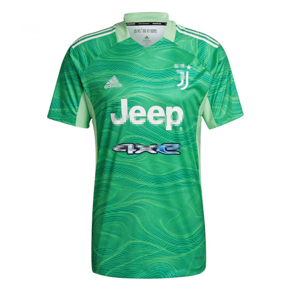 Camiseta de Portero Juventud 2021/2022 Verde