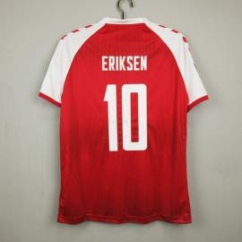 Camiseta ERIKSEN 10 Dinamarca 1ª Equipación 2020
