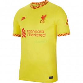 Camiseta Liverpool 3ª Equipación 2021/2022