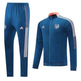 Chandal Arsenal 2021/2022 Cuello Alto Azul