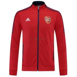 Chaqueta Arsenal 2021/2022 Cuello Alto Rojo