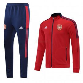 Chandal Arsenal 2021/2022 Cuello Alto Rojo