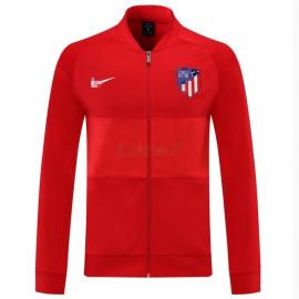 Chaqueta Atlético de Madrid 2021/2022 Cuello Alto Rojo