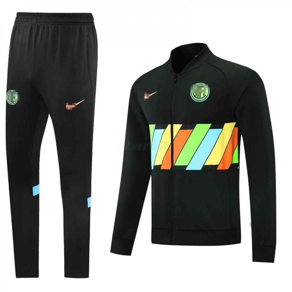 Chandal Inter de Milan 2021/2022 Negro