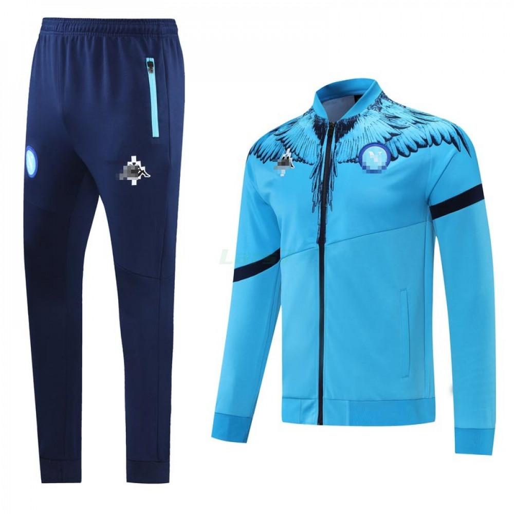 Chandal Napoli 2021/2022 Azul