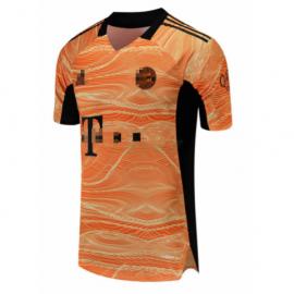 Camiseta de Portero Bayern Múnich 2021/2022 Naranja