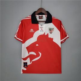 Camiseta Athlétic Bilbao 1ª Equipación Retro 1997/98