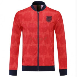 Chaqueta Inglaterra 2021 Rojo