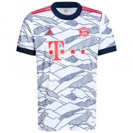 Camiseta Bayern Múnich 3ª Equipación 2021/2022