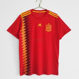 Camiseta España 1ª Equipación Retro 2018