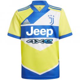 Camiseta Juventus 3ª Equipación 2021/2022
