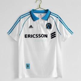 Camiseta Olympique Marsella 1ª Equipación Retro 1998/99