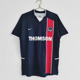 Camiseta PSG 1ª Equipación Retro 2003/04