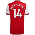 Camiseta Aubameyang 14 Arsenal 1ª Equipación 2021/2022