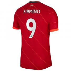 Camiseta Firmino 9 Liverpool 1ª Equipación 2021/2022
