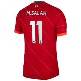 Camiseta M.Salah 11 Liverpool 1ª Equipación 2021/2022