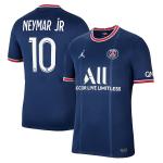 Camiseta Neymar Jr 10 PSG 1ª Equipación 2021/2022