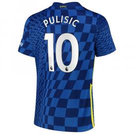 Camiseta Pulisic 10 Chelsea 1ª Equipación 2021/2022