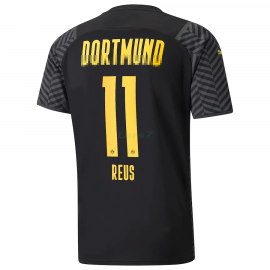 Camiseta Reus 11 Borussia Dortmund 2ª Equipación 2021/2022