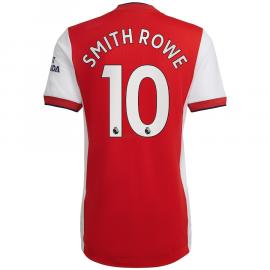 Camiseta Smith Rowe 10 Arsenal 1ª Equipación 2021/2022