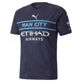 Camiseta Manchester City 3ª Equipación 2021/2022
