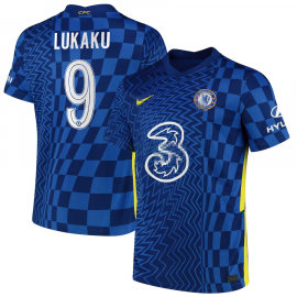 Camiseta Lukaku 9 Chelsea 1ª Equipación 2021/2022