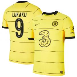 Camiseta Lukaku 9 Chelsea 2ª Equipación 2021/2022