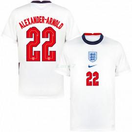 Camiseta Alexander-Arnold 22 Inglaterra 1ª Equipación 2021