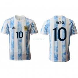 Camiseta Messi 10 Argentina 1ª Equipación 2021