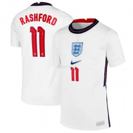 Camiseta Rashford 11 Inglaterra 1ª Equipación 2021