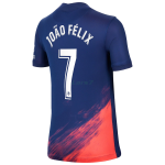 Camiseta  João Félix 7 Atlético de Madrid 2ª Equipación 2021/2022