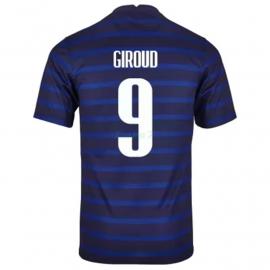 Camiseta Giroud 9 Francia 1ª Equipación 2021