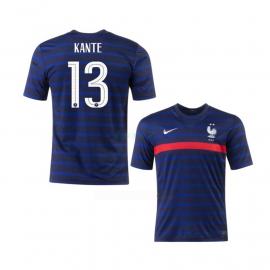 Camiseta Kante 13 Francia 1ª Equipación 2021