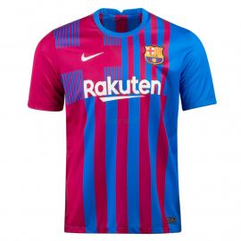 Camiseta Memphis 9 Barcelona 1ª Equipación 2021/2022