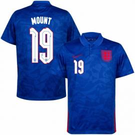 Camiseta Mount 19 Inglaterra 2ª Equipación 2021