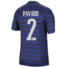 Camiseta Pavard 2 Francia 1ª Equipación 2021