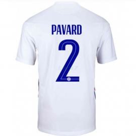 Camiseta Pavard 2 Francia 2ª Equipación 2021