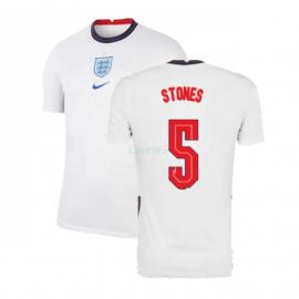 Camiseta Stones 5 Inglaterra 1ª Equipación 2021
