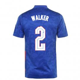Camiseta Walker 2 Inglaterra 2ª Equipación 2021
