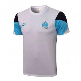 Camiseta De Entrenamiento Olympique Marsella 2021/2022 Blanco