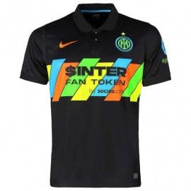 Camiseta Inter de Milan 3ª Equipación 2021 2022