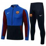 Chandal Barcelona 2021/2022 Azul/Negro