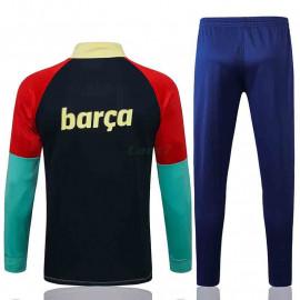 Chandal Barcelona 2021/2022 Polícromo
