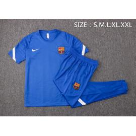 Camiseta de Entrenamiento Barcelona 2021/2022 Azul