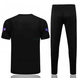 Camiseta de Entrenamiento Barcelona 2021/2022 Negro