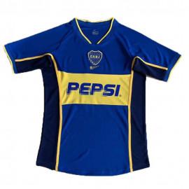 Camiseta Boca Junior 1ª Equipación Retro 2002