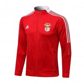 Chaqueta Benfica 2021/2022 Rojo