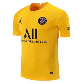 Camiseta de Portero PSG 2021/2022 Amarillo